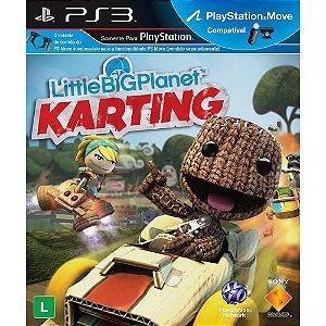 LittleBigPlanet™ Karting PS3 PSN Mídia Digital Promoção