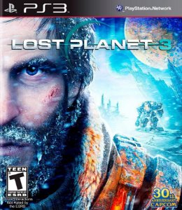 Lost Planet 3 PS3 PSN Mídia Digital