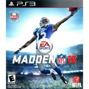 Madden NFL 16 PS3 PSN Mídia Digital