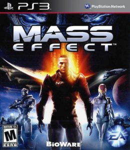 Mass Effect PS3 PSN Mídia Digital