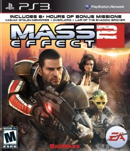 Mass Effect 2 PS3 PSN Mídia Digital