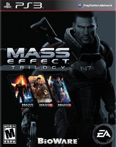 Mass Effect™ Trilogy PS3 PSN Mídia Digital