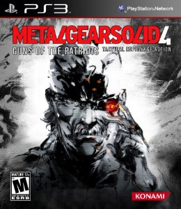 Metal Gear Solid 4 Guns of the Patriots PS3 PSN MÍDIA DIGITAL