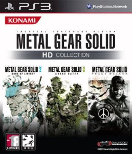METAL GEAR SOLID HD COLLECTION PS3 PSN Mídia Digital Promoção