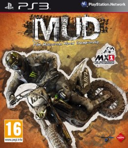 MUD - FIM Motocross World Championship PS3 PSN Mídia Digital
