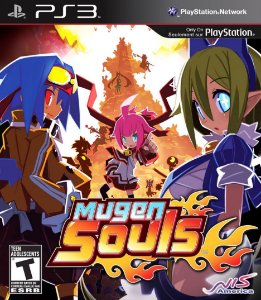 Mugen Souls PS3 PSN Mídia Digital