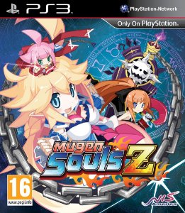 Mugen Souls Z PS3 PSN Mídia Digital