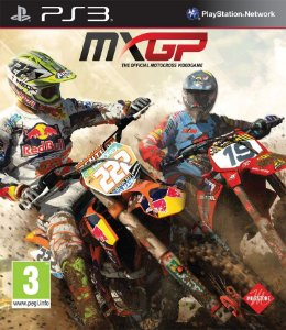 MXGP - The Official Motocross Videogame PS3 PSN Mídia Digital