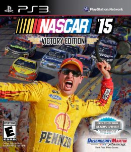 NASCAR' 15 Victory Edition PS3 PSN Mídia Digital