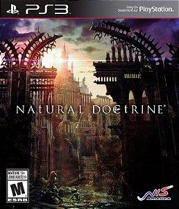 NAtURAL DOCtRINE PS3 PSN Mídia Digital