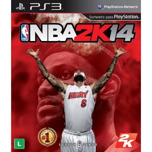 NBA 2K14 PS3 PSN Mídia Digital