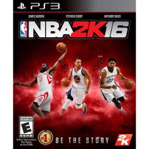 NBA 2K16 PS3 PSN Mídia Digital