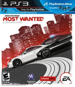 Need for Speed™ Most Wanted PS3 PSN Mídia Digital
