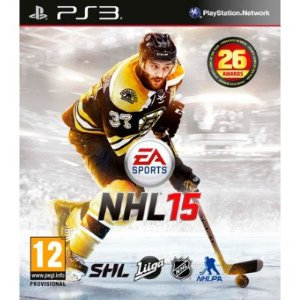 NHL 15 PS3 PSN Mídia Digital