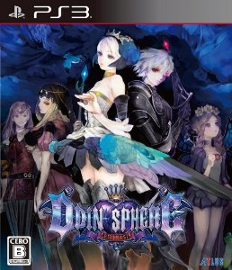 Odin Sphere Leifthrasir PS3 PSN Mídia Digital