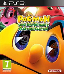 PAC-MAN and the Ghostly Adventures PS3 PSN Mídia Digital
