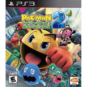 PAC-MAN™ e as Aventuras Fantasmagóricas 2 PS3  PSN Mídia Digital