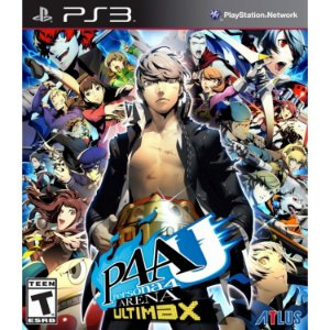 Persona®4 Arena™ Ultimax PS3  PSN Mídia Digital