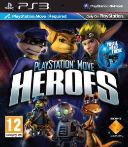 PlayStation®Move Heroes PS3  PSN Mídia Digital