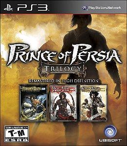 Prince of Persia® Classic Trilogy HD PS3  PSN Mídia Digital