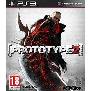 Prototype 2 Edição GOLD PS3  PSN Mídia Digital