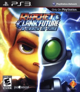 Ratchet & Clank® Future: A Crack in Time PS3  PSN Mídia Digital