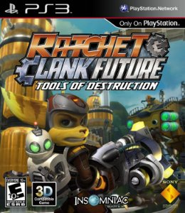 Ratchet & Clank® Future: Tools of Destruction PS3  PSN Mídia Digital
