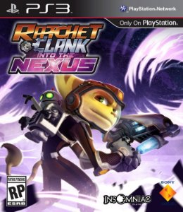 Ratchet & Clank: Into the Nexus PS3  PSN Mídia Digital