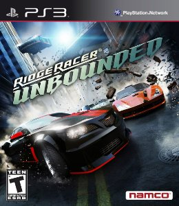 RIDGE RACER® Unbounded PS3  PSN Mídia Digital