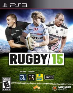 Rugby 15 PS3  PSN Mídia Digital