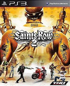 Saints Row 2 PS3  PSN Mídia Digital
