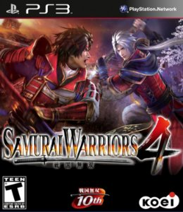 SAMURAI WARRIORS 4 PS3  PSN Mídia Digital