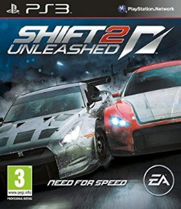 Need for speed SHIFT 2 UNLEASHED PS3 PSN Mídia Digital
