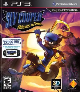 Sly Cooper Thieves in Time PS3  PSN Mídia Digital