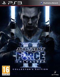 Star Wars® The Force Unleashed II PS3  PSN Mídia Digital Promoção