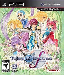 Tales of Graces f PS3  PSN Mídia Digital