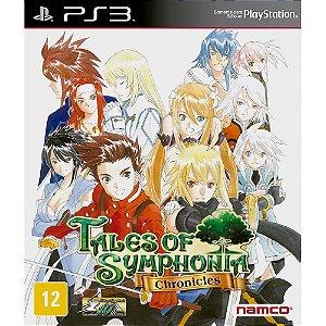 Tales of Symphonia Chronicles PS3  PSN Mídia Digital