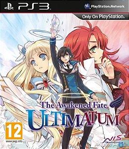 The Awakened Fate Ultimatum PS3  PSN Mídia Digital