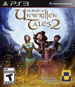 The Book of Unwritten Tales 2 PS3  PSN Mídia Digital