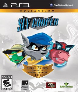 The Sly Collection PS3  PSN Mídia Digital