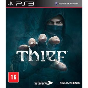 Thief PS3  PSN MÍDIA DIGITAL