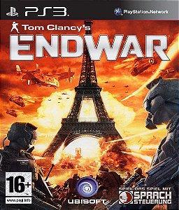 Tom Clancy's EndWar PS3  PSN Mídia Digital