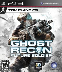 Tom Clancy's Ghost Recon: Future Soldier PS3  PSN Mídia Digital