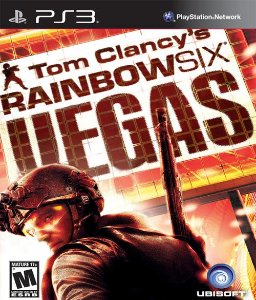 Tom Clancy's Rainbow Six®: Vegas PS3  PSN Mídia Digital