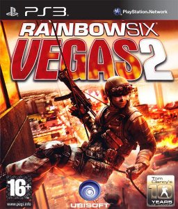 Tom Clancy's Rainbow Six Vegas 2 PS3  PSN Mídia Digital