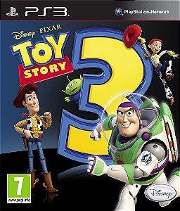 Toy Story 3: The Video Game PS3  PSN Mídia Digital