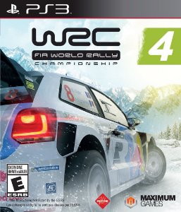WRC 4 FIA WORLD RALLY CHAMPIONSHIP PS3 PSN MÍDIA DIGITAL