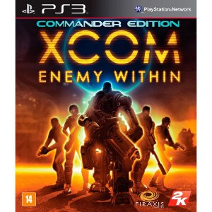 XCOM®: Enemy Within PS3 PSN Mídia Digital