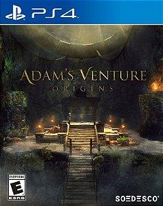 Adam's Venture: Origins PS4 PSN Mídia Digital