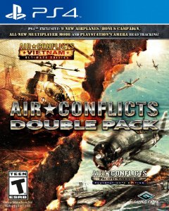 Air Conflicts: Double Pack PS4 PSN Mídia Digital